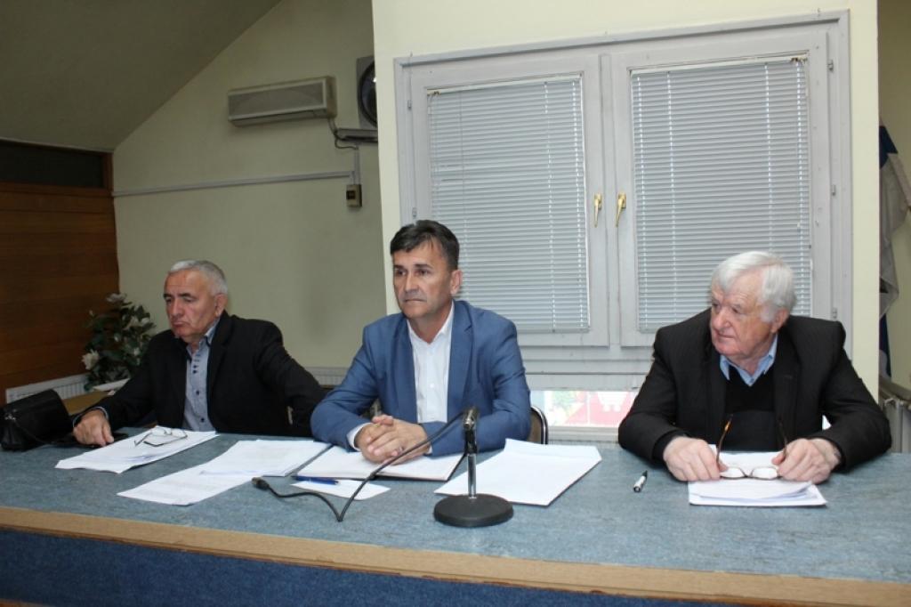 BO Ugljevik: Jovan Marinković reizabran za predsjednika /FOTO/