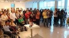 Druženje sa djecom sa posebnim potrebama i ratnim vojnim invalidima /VIDEO/