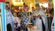 Proslavljena slava hrama u Tutnjevcu